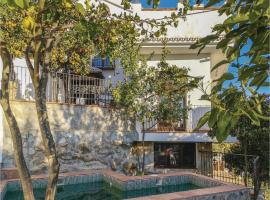 Three-Bedroom Holiday Home in Algatocin