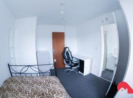 Double Ensuite room in city centre