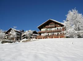 Hotel Adler Garni, Hirschegg