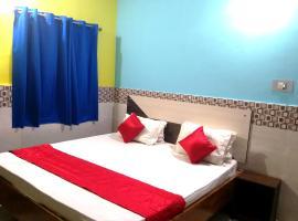 Beach Heaven A Hotel in Puri