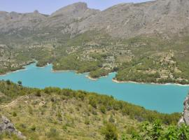 Penthouse Guadalest