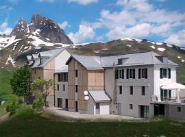 Hôtel du Pourtalet, Col du Pourtalet