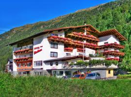 Hotel Similaun, Vent