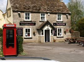 The Fox Inn, Hawkesbury (рядом с городом Great Badminton)