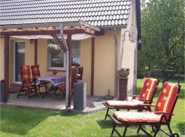 Two-Bedroom Holiday Home in Alt Schwerin