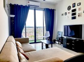Ken Rimba Condominium Shah Alam ( 6 pax ) near Klang