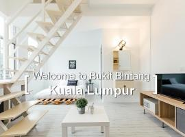 Stylist Room @ Bukit Bintang, Kuala Lumpur