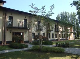 Hotel Alle Mondine, Ronchis (Morsano al Tagliamento yakınında)