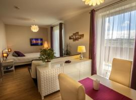 Luxurious, lovely and romantic apartment in Tabor