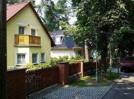 Ferienhaus Rittershaus bei Potsdam - [#76258]