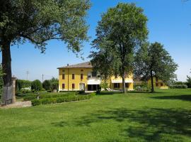 B&B Temenos, Parma (Roncopascolo yakınında)