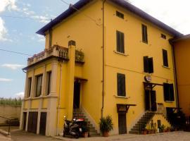 Albergo Il Villino, Aljana