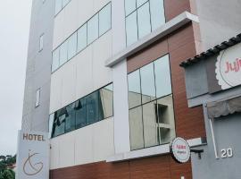 Hotel Golden Inn Lafaiete