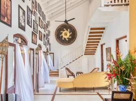 Prince of Galle (inside the Fort)