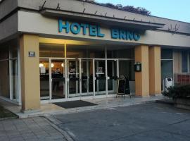 ホテル ブルノ