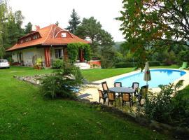 Villa Blanka, Horní Podkozí (Unhošť yakınında)