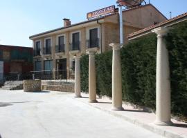 Domus Viatoris, Sahagún (рядом с городом Moratinos)
