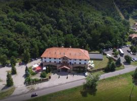 Hotel Hunor