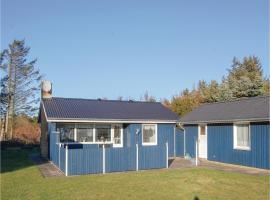 Two-Bedroom Holiday Home in Lokken