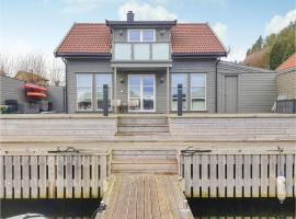 Four-Bedroom Holiday Home in Farsund