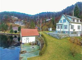 One-Bedroom Apartment in Flekkefjord