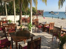 Jua Hotel and Restaurant Stone Town