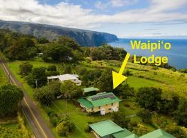 Waipi'o Lodge