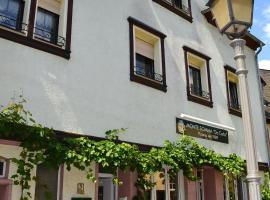 Hotel Monte Somma, Rüdesheim am Rhein (Trechtingshausen yakınında)