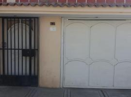 Comfy Apartment near the city center in Tacna