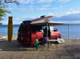 Volkswagen Westfalia Campervans to Cruise Around Maui