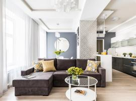 Gorokhovaya Art Apartments