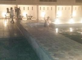 Olive Green Desert Resort