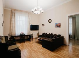 Milov's Apartment in Old Tbilisi