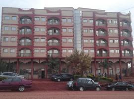 Hotel mangwa palace
