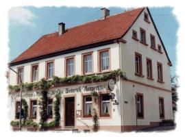 Gasthaus Neupert, Lemberg (À proximité de: Pirmasens)