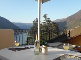 """Appartamento """"Bella vista"""" sul Lago di Como"""