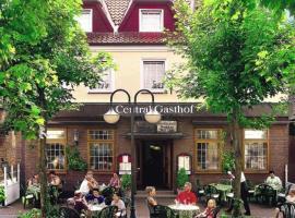 Central Gasthof, 바트제게베르그