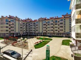 Апартаменты в Александровском саду