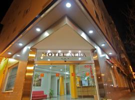 Hotel Alba, Пусоль