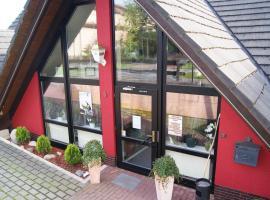 Landhotel Berggaststätte Bickenriede, Anrode