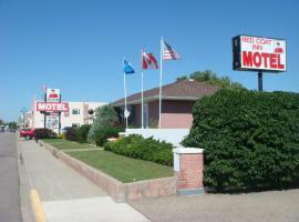 Red Coat Inn Motel, Fort Macleod