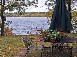 Minnestay-Ossie Lake Retreat