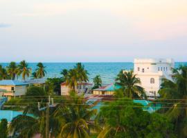 Chaleanor Hotel, Dangriga (Coco Plum Cay yakınında)