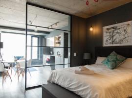 Wex 1 Apartments