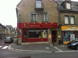 Le Commerce, La Haye-du-Puits (рядом с городом Lithaire)