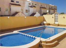 Two-Bedroom Holiday Home in Los Alcazares