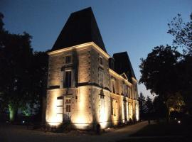 Château de Belle-Vue, Sainte-Cécile (рядом с городом Saint-Vincent-Sterlanges)