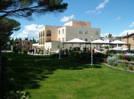 Hotel Holiday Sul Lago, Bolsena