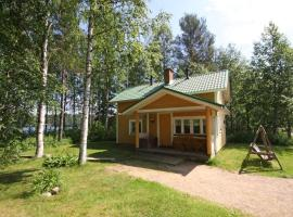 Mäkelän Lomatuvat Cottages, Korkeakoski (рядом с городом Руовеси)