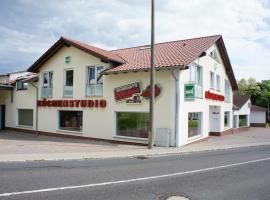 Fewo Jüterbog, Jüterbog (Langenlipsdorf yakınında)